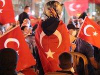 Akhisar'da 15 Temmuz Demokrasi ve Milli Birlik Günü 4.yılında anıldı