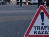 Akhisar'da trafik kazası! 7 yaşındaki çocuk hayatını kaybetti