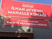 Akhisar Belediyesi, şiddete uğrayan kadınların yanında