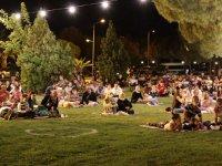 Akhisar Belediyesi Açık Hava Sinema geceleri başladı