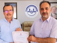 Milletvekili Aydemir, kurbanını Diyanet Vakfı'na emanet etti
