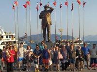 Aybek Turizm bayramda durdurak bilmedi