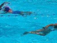 Ege yüzme akademide son tur başladı