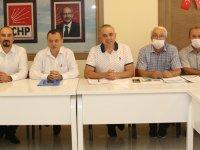 CHP'nin gündemi 'içme suyu zamları'