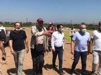 CHP Milletvekilleri üzüm üreticilerini dinledi