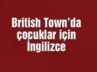 British Town'da çocuklar için İngilizce