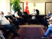 İnsan Hakları Kurulu, Ağustos ayı toplantısı kaymakamlıkta yapıldı