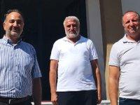 Akhisar Müftüsü Cemevini ziyaret etti