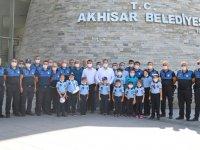 Başkan Besim Dutlulu, zabıta haftasını kutladı