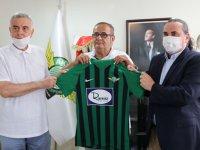 Akhisarspor ile Köfteci Ramiz sponsorluk anlaşması imzaladı
