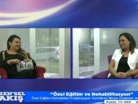 İlknur Özdemir, Evren'sel Bakış programına konuk oldu