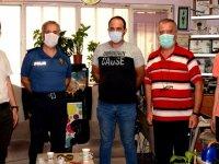 Emniyet Müdürü Başaran'dan gazetecilere iade-i ziyaret
