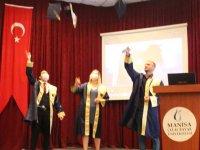 MCBÜ Akhisar'da mezuniyet heyecanı