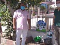 Akhisar'da din görevlileri sokak hayvanlarına sahip çıkıyor
