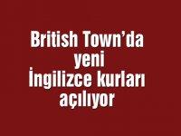 British Town'da yeni İngilizce kurları açılıyor