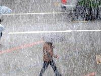 Gök gürültülü sağanak yağışlara dikkat!