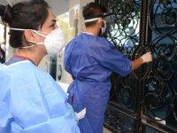 Manisa'da hızla artan KOVİD-19u durdurma seferberliği