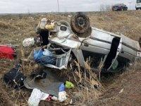 Akhisar, Dağdere arasında trafik kazası 1 kişi hayatını kaybetti