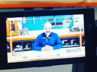 Uğur Kurs kurucusu Hakan Alabalık matematik dersiyle EBA TV'de