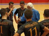 Akhisargücü Erkekler Voleybol takımı Gebze'de kayıp