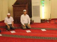 Akhisar Müftülüğü Mevlid Kandili programı gerçekleştirdi