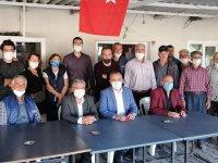 Bakırlıoğlu, Salihli'de süt üreticileriyle buluştu