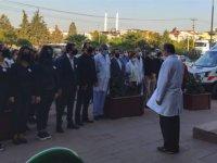 Özel Akhisar Hastanesi Atasını unutmadı
