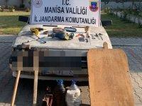 Jandarma ve JASAT'tan hırsızlara suçüstü baskın!