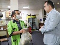 Böyle başkanlarda var! İşyeri kapanan kahvecilere 500 liralık nakit destek