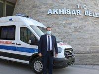 Akhisar Belediyesi ambulans filosunu güçlendirdi