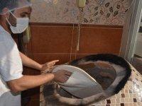Gazi Ekmekçi, tandır lavaş üretimine başladı