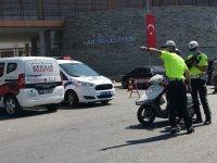 Akhisar'da motosiklet sürücüleri isyanda