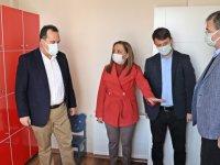 Akhisar Belediyesi Kreşi açılış için gün sayıyor
