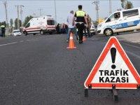 Manisa'da 2020 yılında trafik kazalarında 59 kişi hayatını kaybetti