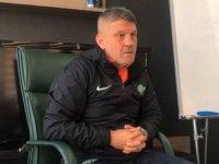 Akhisarspor Teknik Direktörü Mesut Dilsöz en genç Pazartesi günü transfer açılacak