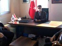 Cumhuriyet Başsavcısı Pulça, OSB'yi ziyaret etti