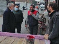 Bakırlıoğlu: Pandeminin faturası esnafa kesildi