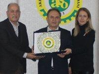 ATSO genel sekreteri Ali Özkervancı emekli oldu