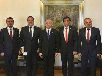 Başkan Besim Dutlulu'dan Ankara çıkarması