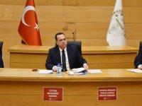 Akhisar Belediyesi Mart ayı olağan meclis toplantısı yapıldı