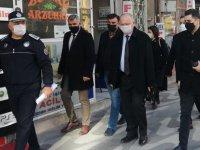 Akhisar'da denetlemeler devam ediyor