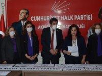 CHP Kadın Kolları, Kadınlar Gününü kutladı