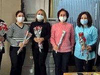 Büro Emekçileri Sendikasından Kadınlar Günü etkinliği