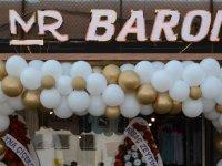 MR BARON Erkek Giyim hizmete girdi