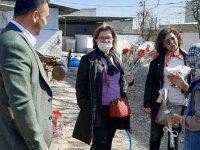 Akhisar Kent Konseyi Başkanlığı Kadın Meclisi önderliğinde kırsal mahalle kadınları unutulmadı
