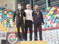 Türkiye Masterlar Salon Şampiyonası'nda Akhisar'a bir gümüş bir altın madalya