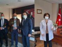 AK Parti 14 Mart Tıp Bayramını Coşku ile kutladı