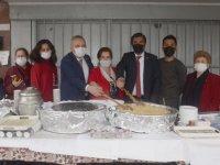 CHP Kadın Kollarından 57. Alay anısı etkinliği