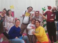 Necdi Şentürk Anakolu'nda Tiyatrolar Günü