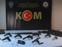 İzmir ve Manisa'da suç örgütü operasyonu 32 gözaltı